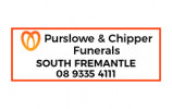 Purslowe & Chipper Funerals - South Fremantle - logo