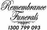 Remembrance Funerals - logo