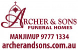 Archer & Sons Funeral Homes - Bunbury - logo