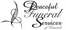 Peaceful Funeral Services - logo