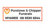 Purslowe & Chipper Funerals - Myaree - logo