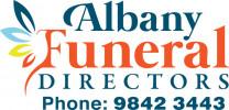 Albany Funeral Directors - logo