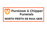 Purslowe & Chipper Funerals - North Perth - logo