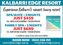Kalbarri Edge Resort