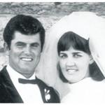 Domenik & Diane Sain 50th Wedding Anniversary