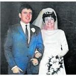 Golden Wedding Anniversary - Ian and Eileen Smits