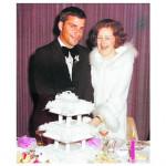 Happy Golden Wedding Anniversary - George and Deirdre Monck