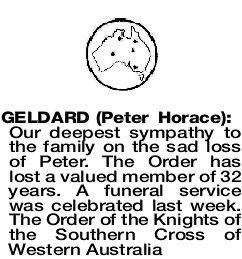 The West Australian Obituaries – Lylc