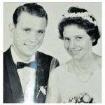 Arthur and Shirley Powell - Diamond Anniversary