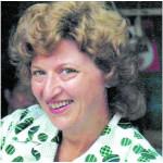 Happy Birthday Anita Ahrens