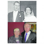 Wedding Anniversary - Frank and Win Harken