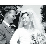 Wedding Anniversary - John and Joyce Mills
