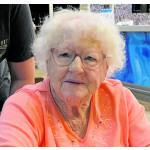 Happy 90th Birthday Betty Fletcher