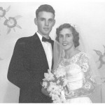 60th Wedding Anniversary Barrie and Margaret Gelmi