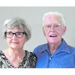 Happy 60th Wedding Anniversary - Cedric and Ann TURNER