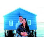 Joshua Tedesco and Hilary Tan