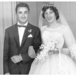 Happy 60th Wedding Anniversary Tony and Nita Ariti