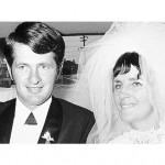 Happy Golden Wedding Anniversary - Robert and Jenny Fuller