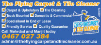 Carpet and Tile Cleaner