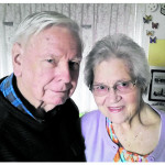 Happy 56th Anniversary Michael & Heather Young