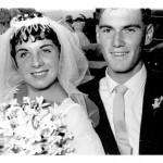 Happy 60th Anniversary Sonny & Meryl Hawkins