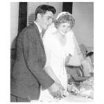 60th Wedding Anniversary - Sharpe - Knight