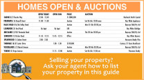 Home Open & Auction Guide