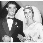 Happy 60th Anniversary Meg & Murray