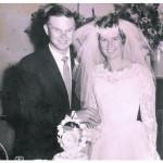 Happy Wedding Anniversary - John and Kay Dawson