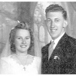 Happy 70th Wedding Anniversary Frank & Audrey Omeara