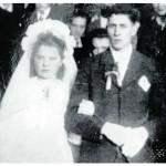 75th Wedding Anniversary - Franciszek & Weronika Woch