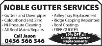 Noble Gutter Services